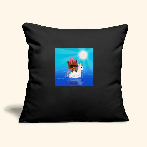 Summer Vibes - Sofa pillowcase 17,3'' x 17,3'' (45 x 45 cm)