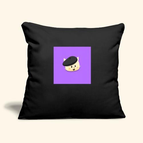 HCP custo 17 - Sofa pillowcase 17,3'' x 17,3'' (45 x 45 cm)