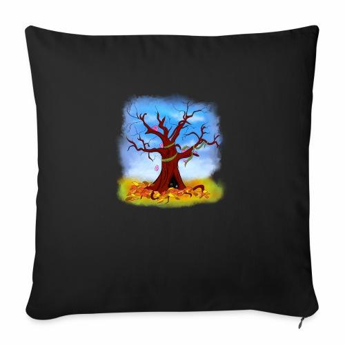 Tree spirits - Poszewka na poduszkę 45 x 45 cm