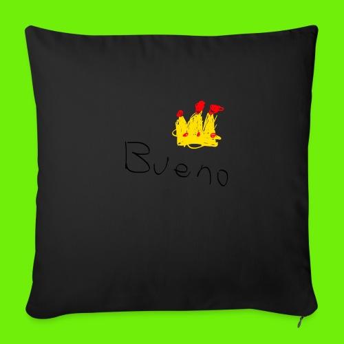 King Bueno Classic Merch - Sofa pillowcase 17,3'' x 17,3'' (45 x 45 cm)