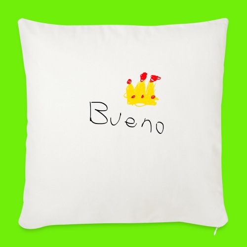 King Bueno Classic Merch - Sofa pillowcase 17,3'' x 17,3'' (45 x 45 cm)