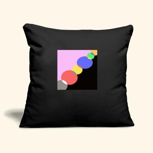 Visione 44 - Copricuscino per divano, 45 x 45 cm
