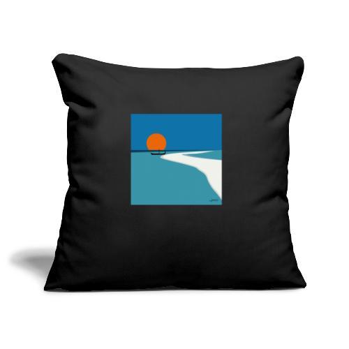 Polynesia - Sofa pillowcase 17,3'' x 17,3'' (45 x 45 cm)