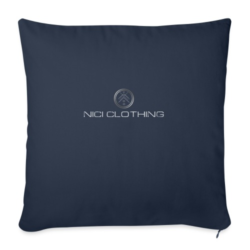 NICI LOGO - Sohvatyynyn päällinen 45 x 45 cm