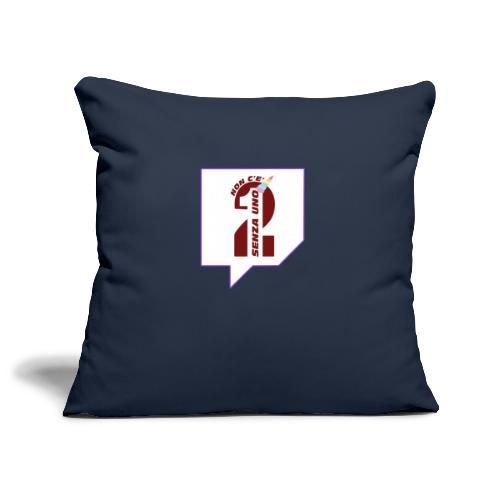 Logo Twitch - Copricuscino per divano, 45 x 45 cm
