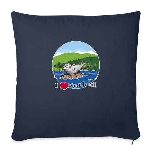 I heart Scotland - Sutherland & Caithness - Sofa pillowcase 17,3'' x 17,3'' (45 x 45 cm)