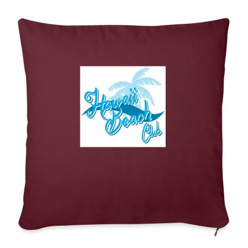 Hawaii Beach Club - Sofa pillowcase 17,3'' x 17,3'' (45 x 45 cm)