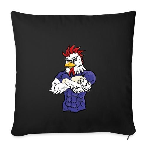 l'equipe - Sofa pillowcase 17,3'' x 17,3'' (45 x 45 cm)