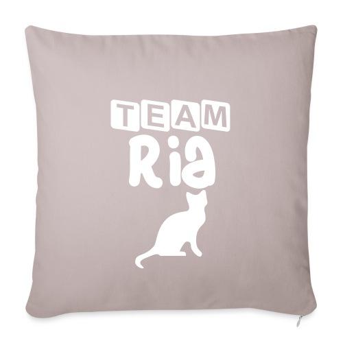 Team Ria - Sofa pillowcase 17,3'' x 17,3'' (45 x 45 cm)