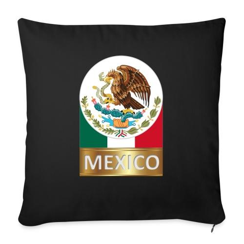 MEXICO1 - Sofa pillowcase 17,3'' x 17,3'' (45 x 45 cm)