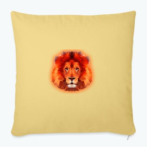 Lion - Housse de coussin décorative 45x 45cm