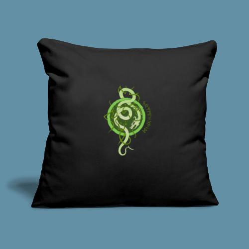 Jormungand logo png - Copricuscino per divano, 45 x 45 cm