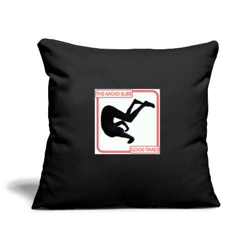 Good Times - Design 1 - Sofa pillowcase 17,3'' x 17,3'' (45 x 45 cm)