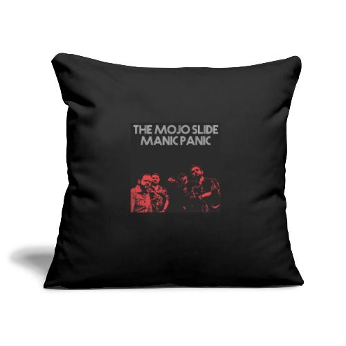 Manic Panic - Design 2 - Sofa pillowcase 17,3'' x 17,3'' (45 x 45 cm)