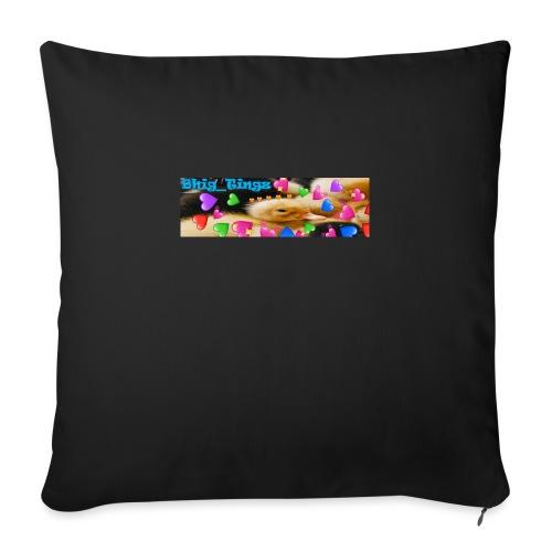 Ducz King - Sofa pillowcase 17,3'' x 17,3'' (45 x 45 cm)