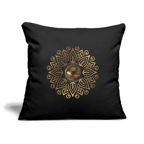 petanque sun - Housse de coussin décorative 45x 45cm