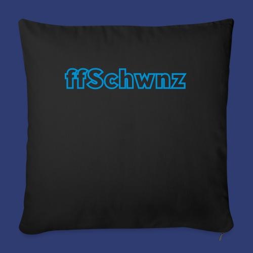 ffschwnz - Sierkussenhoes, 45 x 45 cm