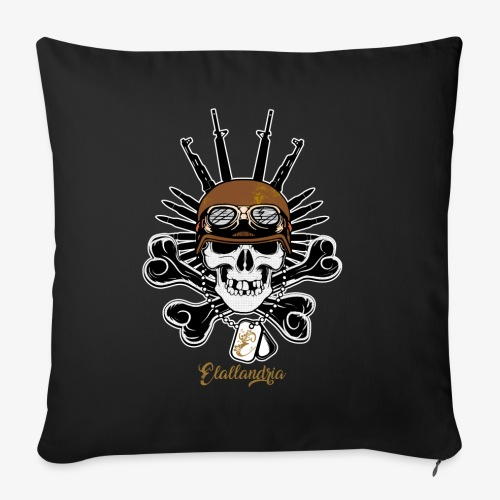 Elallandria's FPS Motive - Sofa pillowcase 17,3'' x 17,3'' (45 x 45 cm)