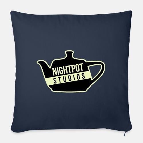 Nightpot Studios - Sofa pillowcase 17,3'' x 17,3'' (45 x 45 cm)