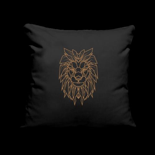 Löwe | Tier Katze Raubkatze Wildtier - Sofakissenbezug 44 x 44 cm