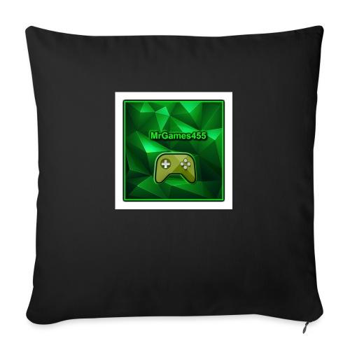 Mrgames455 - Sofa pillowcase 17,3'' x 17,3'' (45 x 45 cm)