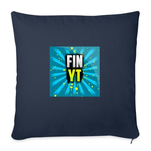 Uusi Youtube Logo - Sohvatyynyn päällinen 45 x 45 cm