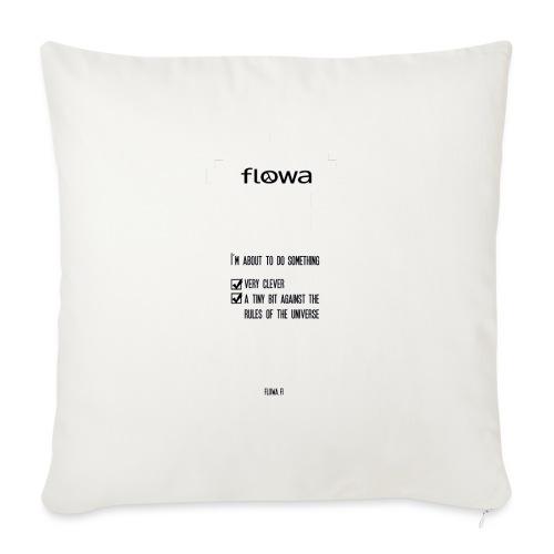 Flowa - Sohvatyynyn päällinen 45 x 45 cm