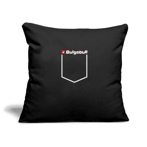 BULGEBULL POCKET - Sofa pillowcase 17,3'' x 17,3'' (45 x 45 cm)