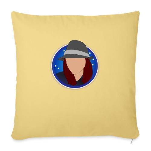discoblue - Sofa pillowcase 17,3'' x 17,3'' (45 x 45 cm)