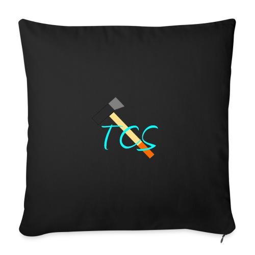 tcs drawn - Sofa pillowcase 17,3'' x 17,3'' (45 x 45 cm)