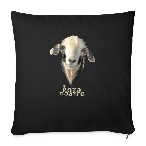 Koza Nostra - Poszewka na poduszkę 45 x 45 cm