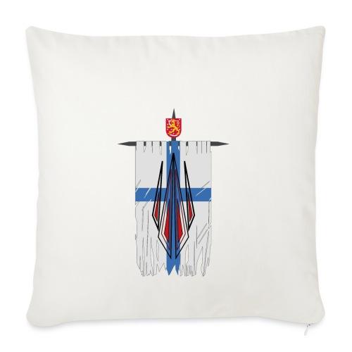 1 - Sofa pillowcase 17,3'' x 17,3'' (45 x 45 cm)