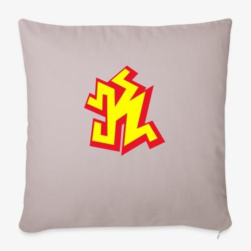 k png - Housse de coussin décorative 45x 45cm