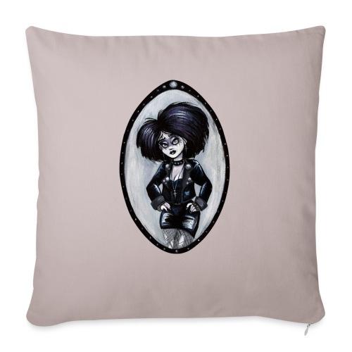 Trad Goth Art by E. R. Whittingham - Sofa pillowcase 17,3'' x 17,3'' (45 x 45 cm)