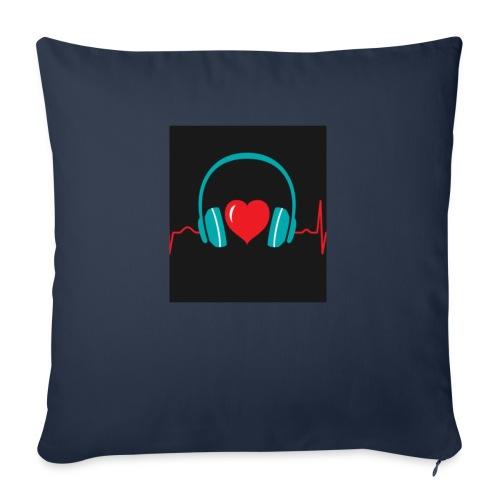 Victoria Sowinska - Sofa pillowcase 17,3'' x 17,3'' (45 x 45 cm)