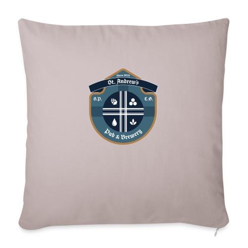 St Andrews T-Shirt - Copricuscino per divano, 45 x 45 cm