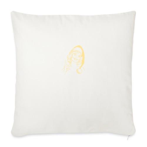 Tshirt Femme - Housse de coussin décorative 45x 45cm
