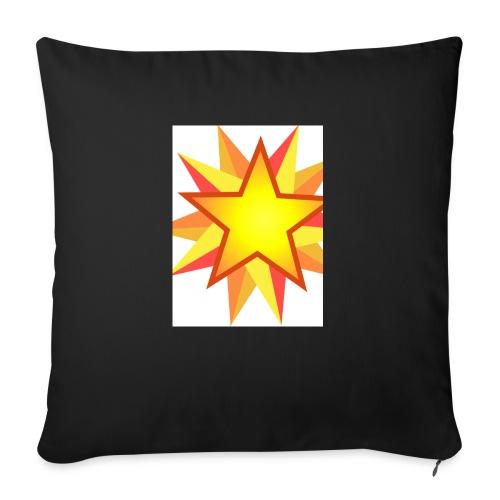 ck star merch - Sofa pillowcase 17,3'' x 17,3'' (45 x 45 cm)
