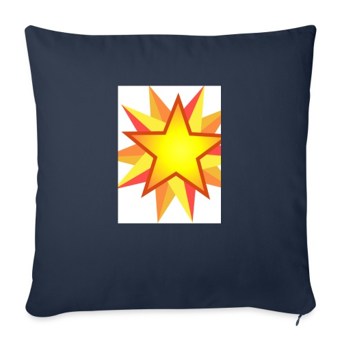 ck star merch - Sofa pillowcase 17,3'' x 17,3'' (45 x 45 cm)