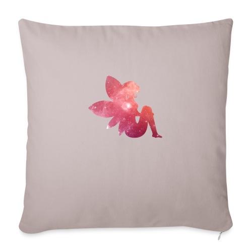 Pink fairy - Sofaputetrekk 45 x 45 cm