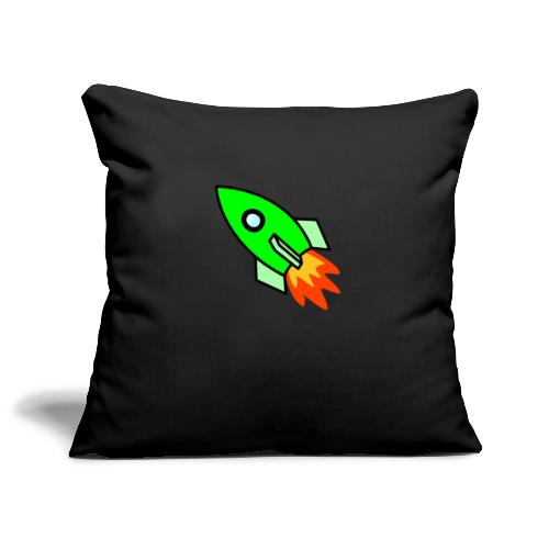 neon green - Sofa pillowcase 17,3'' x 17,3'' (45 x 45 cm)
