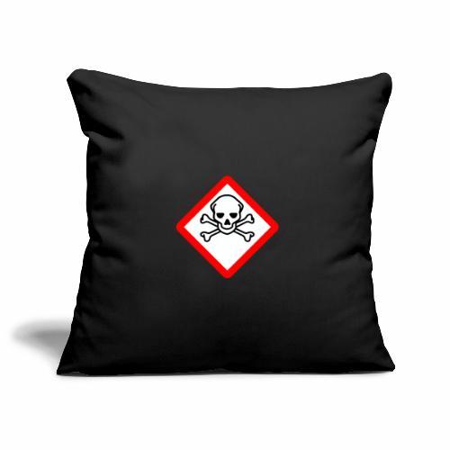 Myrkky vaara - tuoteperhe - Sohvatyynyn päällinen 45 x 45 cm