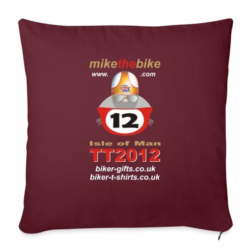 mikethebike com - Sofa pillowcase 17,3'' x 17,3'' (45 x 45 cm)