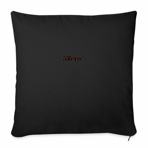 5ZERO° - Sofa pillowcase 17,3'' x 17,3'' (45 x 45 cm)