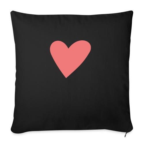 Popup Weddings Heart - Sofa pillowcase 17,3'' x 17,3'' (45 x 45 cm)