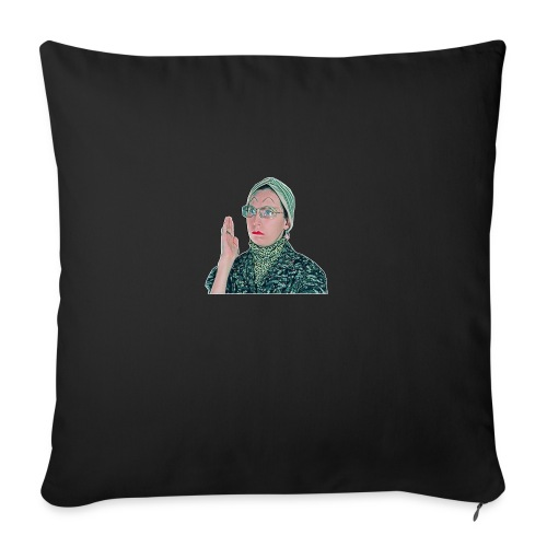 madam1 - Sofa pillowcase 17,3'' x 17,3'' (45 x 45 cm)