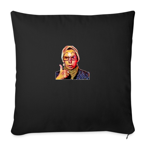 Madam2 - Sofa pillowcase 17,3'' x 17,3'' (45 x 45 cm)