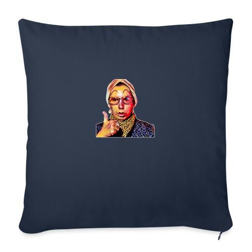 Madam2 - Sofa pillowcase 17,3'' x 17,3'' (45 x 45 cm)