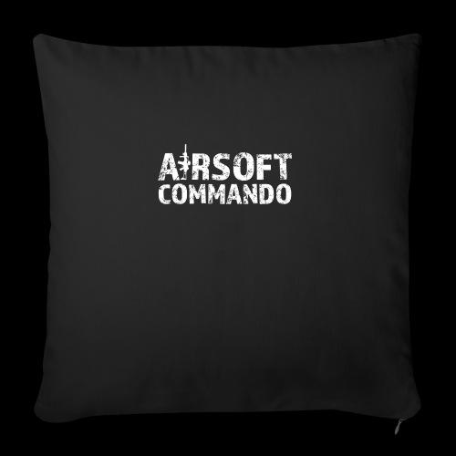 Airsoft Commando - Sofakissenbezug 44 x 44 cm
