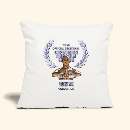 CAFF Official Item - Shaolin Warrior 1 - Sierkussenhoes, 45 x 45 cm